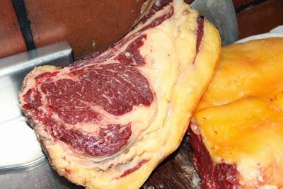 Chuleta vaca vieja de Illunbe. Blog Esteban Capdevila