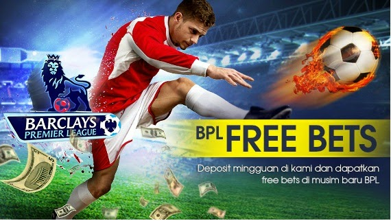 Bonus M88 Freebets Jelang Barclays Premier League 2014
