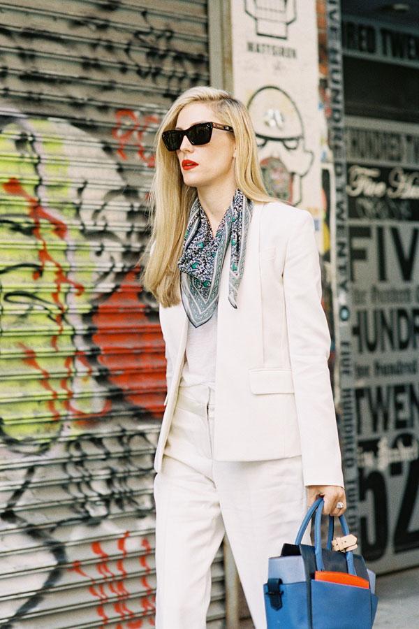 Vanessa Jackman: New York Fashion Week SS 2013....Joanna