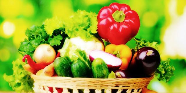 sayur dan buah kurangi efek penuaan