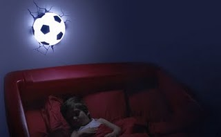 3d Light Fx Soccer Ball Night Light Mom Vs The Boys