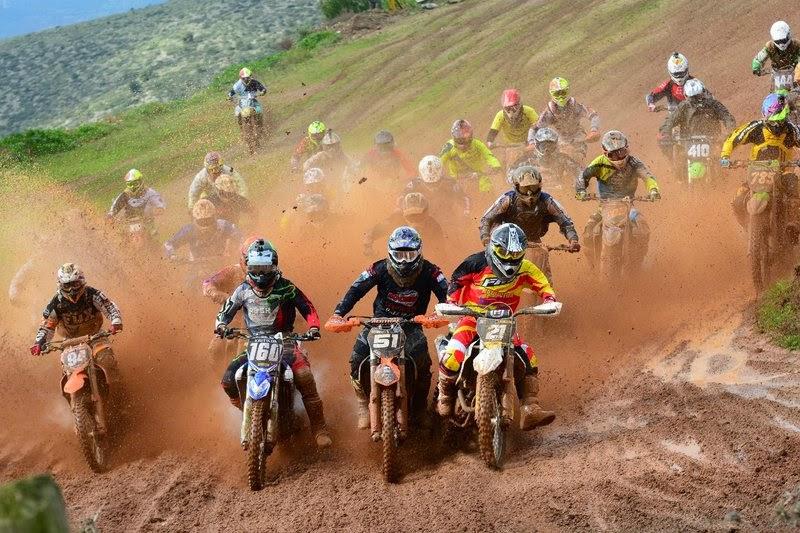 Χαλκίδα: Λάσπη και σκληρές μάχες στον πρώτο αγώνα του Πανελληνίου Πρωταθλήματος Motocross 2015 (ΦΩΤΟ & ΒΙΝΤΕΟ)