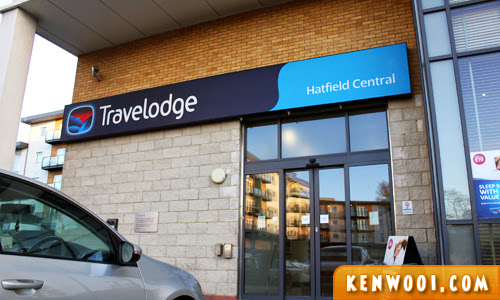 hatfield travelodge