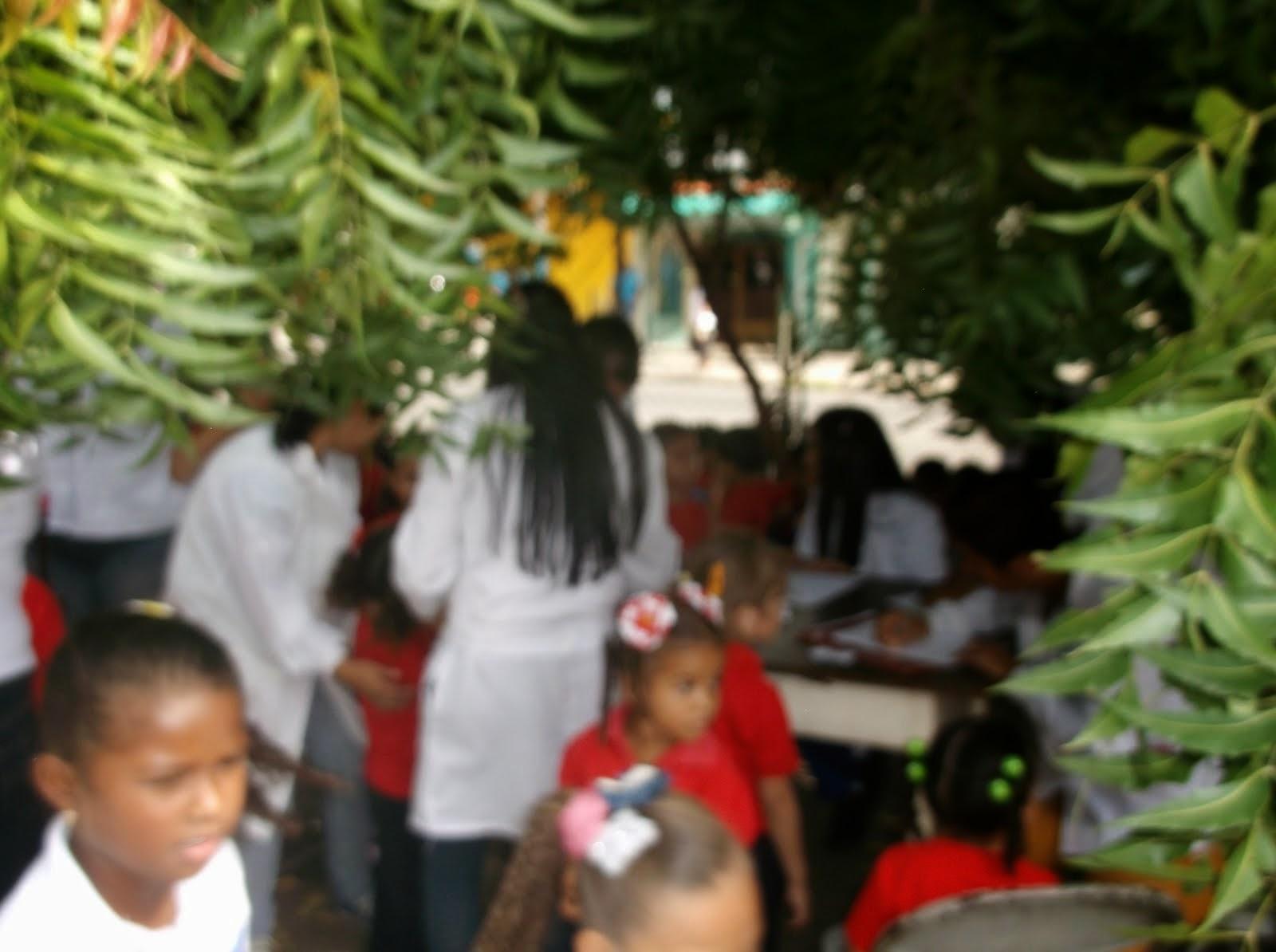 Jornada la salud va a la escuela Ciudad de Acarigua