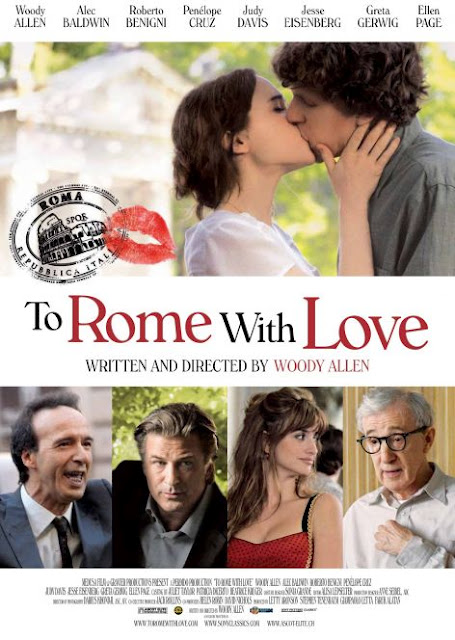 To Rome With Love 2012 Free Movies Download