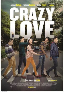 Film Crazy Love (2013) di Bioskop Grand 21 Solo