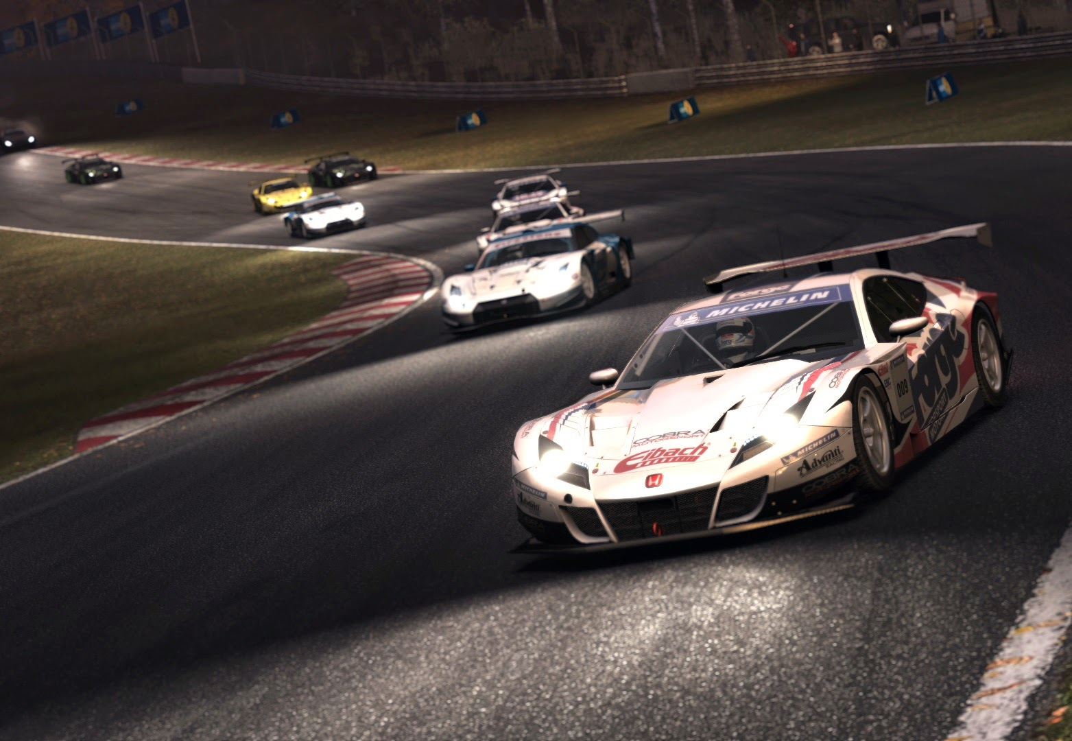 GRID Autosport racing