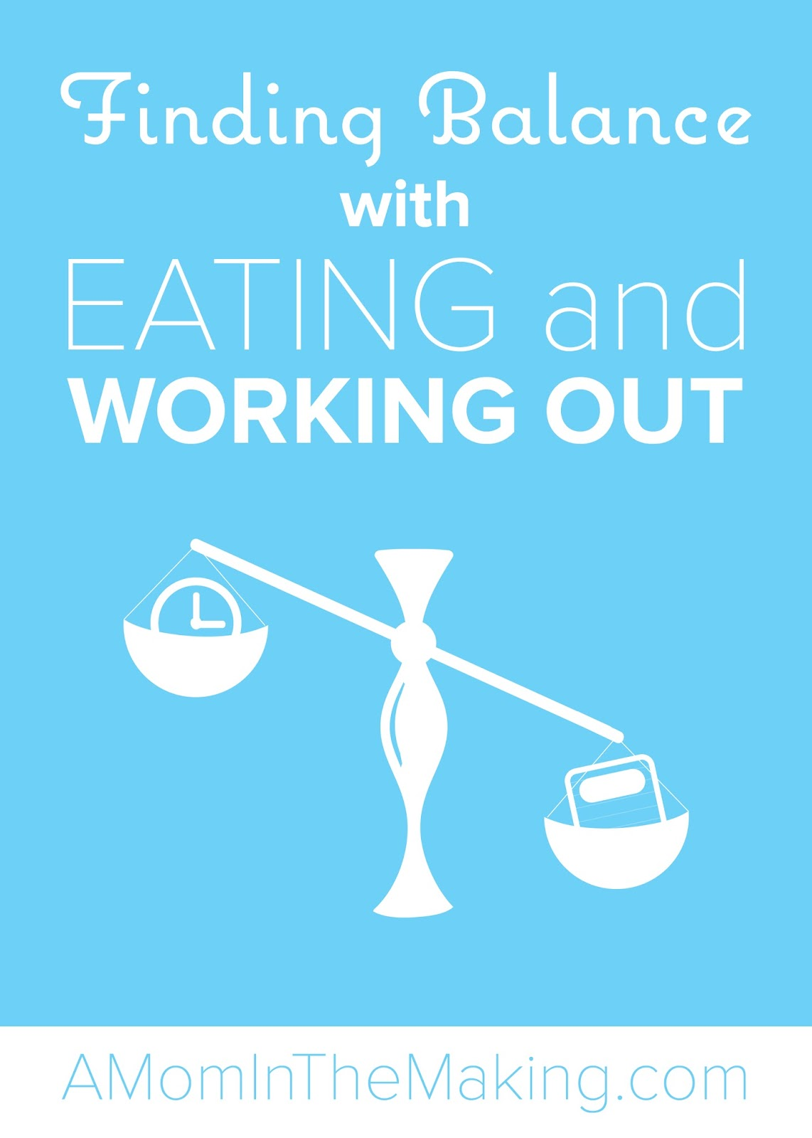 Finding Balance with Eating and Working Out