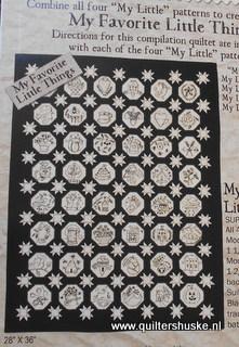 Stitch patronen van Kathy Schmitz