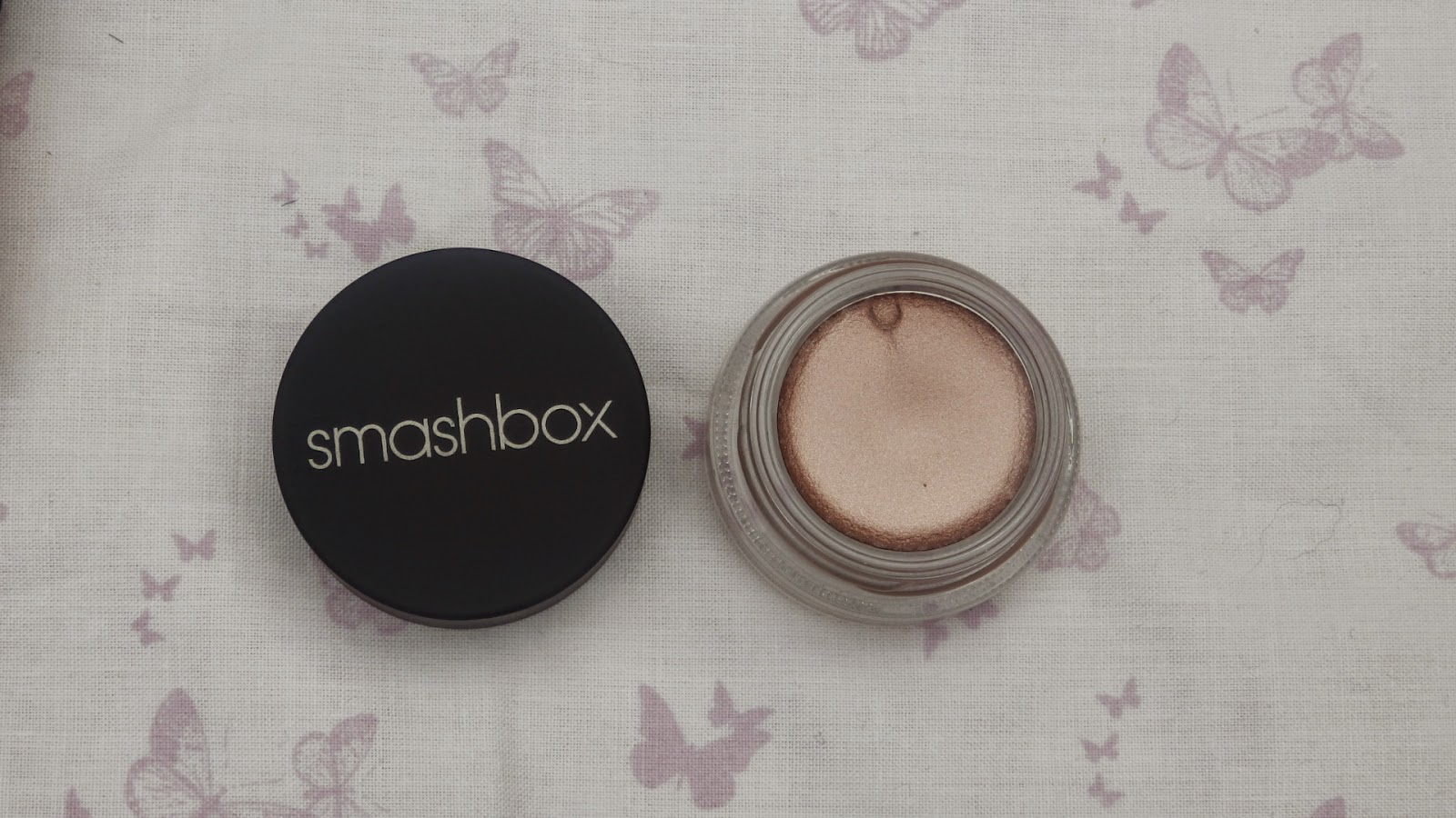 Smashbox Limitless 15 Hour Wear Cream Shadow in Quartz