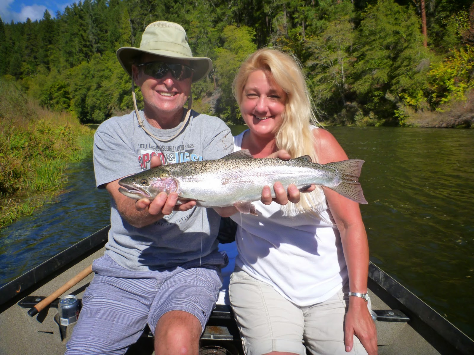 Klamath River Fishing Guides.
