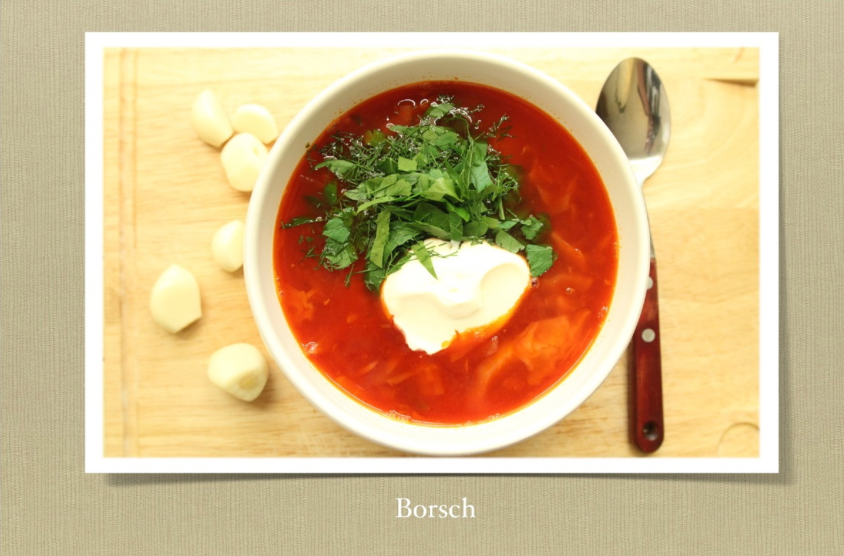 Dressing for borsch for the winter of beets. 8 delicious recipes 53