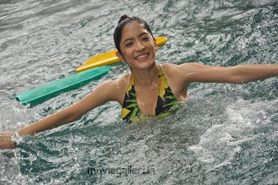 Actress Pinky Hot Bikini Images