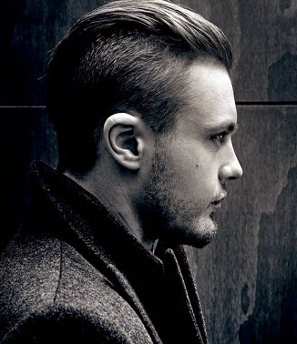 model rambut undercut pria