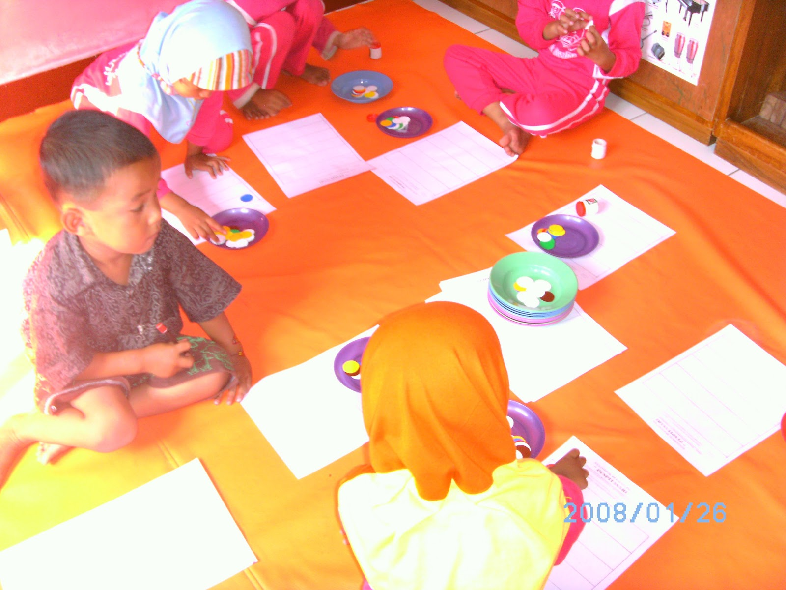 Kebutuhan pada anak (Foto : TK Puspitasari Kwasen)