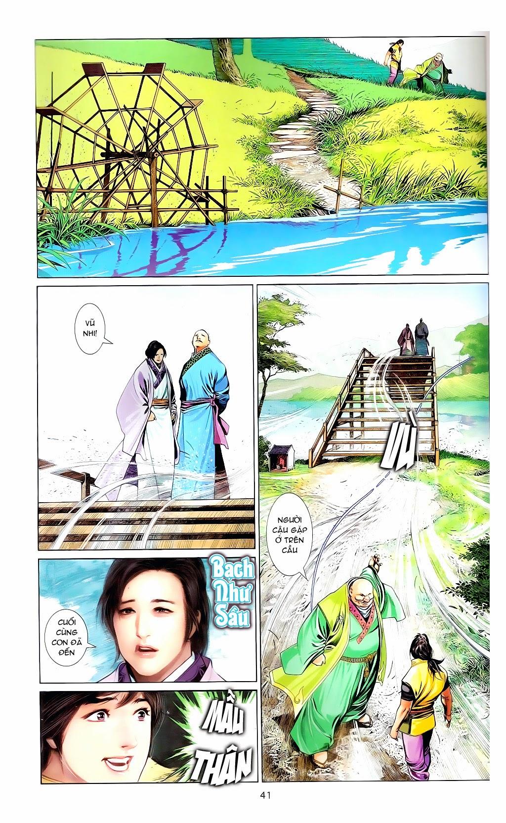 Phong Vân Chap 665 - Trang 40