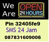 Order Hubungi Kami