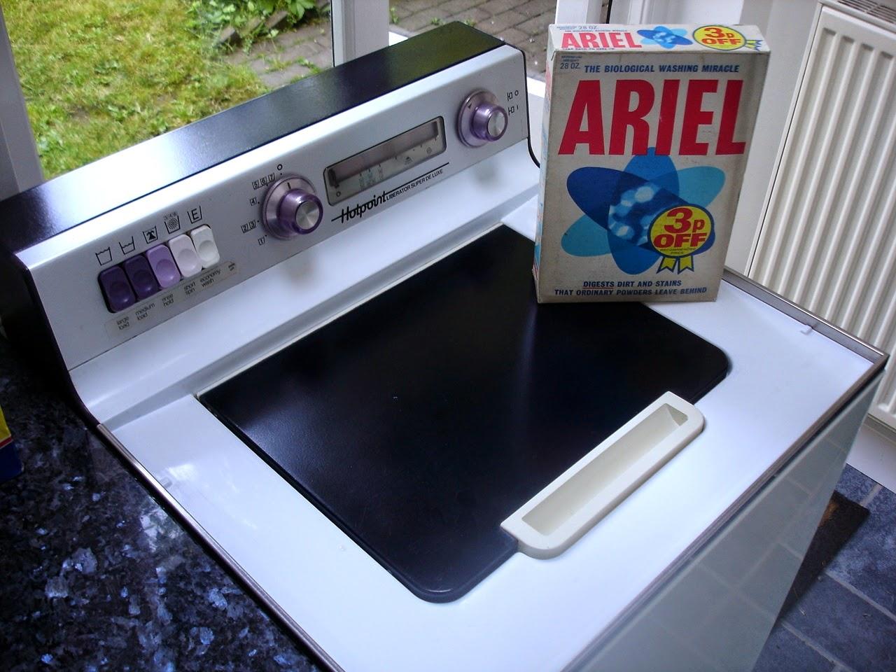 Hotpoint Washing Machine Top Loader