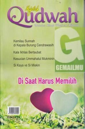 Majalah Qudwah Edisi 20 vol 2 1435H-2014M
