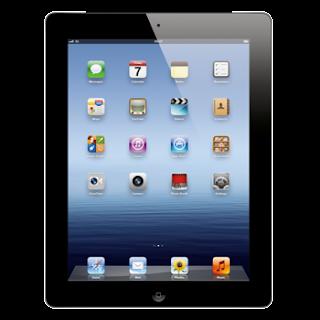 Harga dan Spesifikasi Apple - iPad 4 Wi-Fi 64GB Terbaru