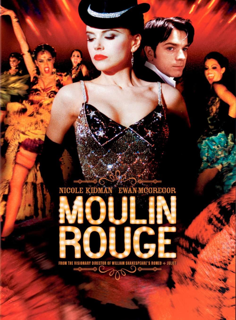 მულენ რუჟი (ქართულად) Moulin Rouge! / Мулен Руж