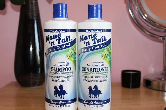 Mane 'N Tail Anti Danduff Shampoo & Conditioner