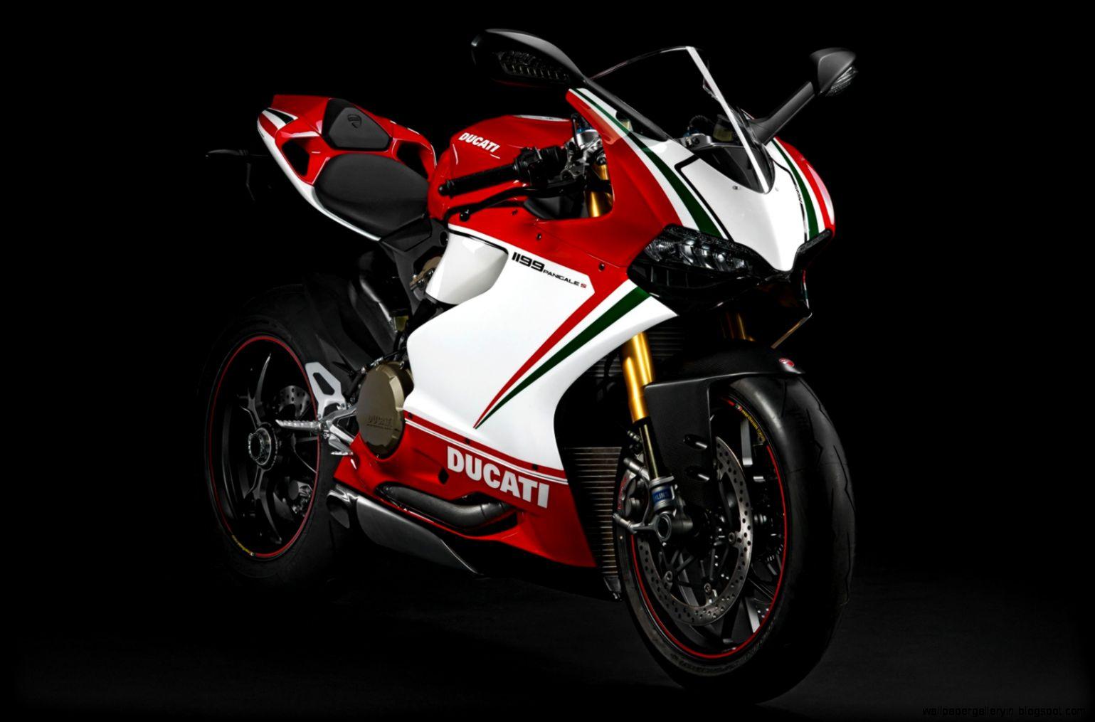 1199 Panigale S Tricolore   Ducati
