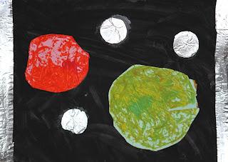 manualidades planetarias