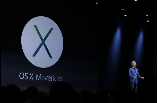 Apple OSX Mavericks,23rd WWDC