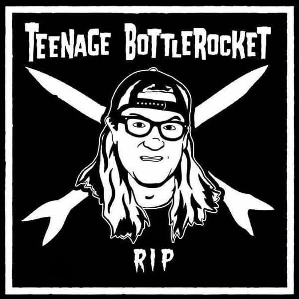 Teenage Bottlerocket - A-Bomb