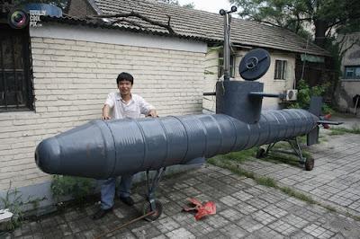 Cacharros chinos de fabricacion casera