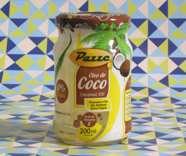 Óleo de Coco - Pazze