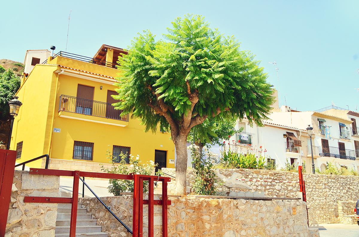 Oropesa Del Mar Town Square
