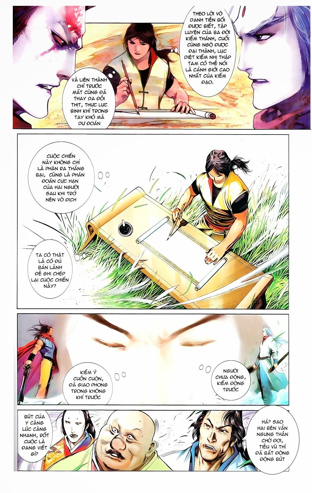 Phong Vân Chap 665 - Trang 21