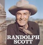 FILMES COM Randolph Scott