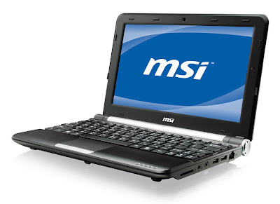 MSI Wind U160MX netbook review 2011