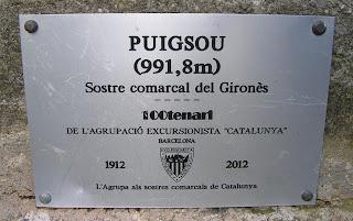 Puigsou (Sostre comarcal del Gironès)