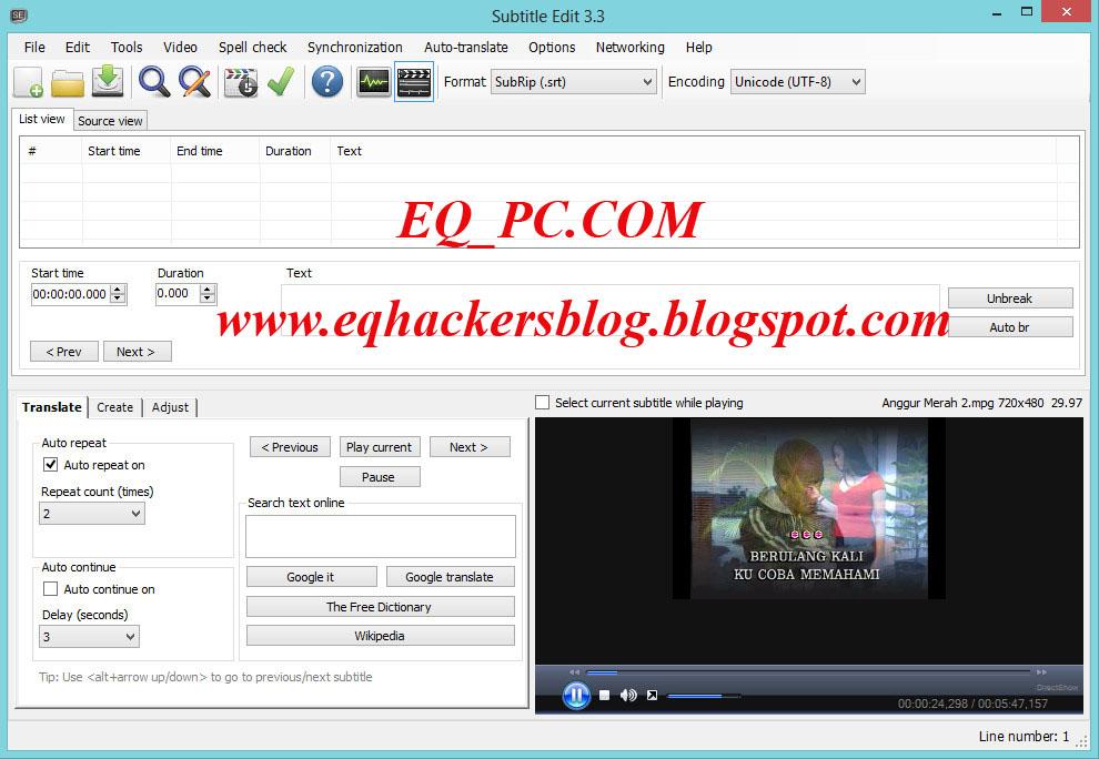 Free download subtitle film 2012
