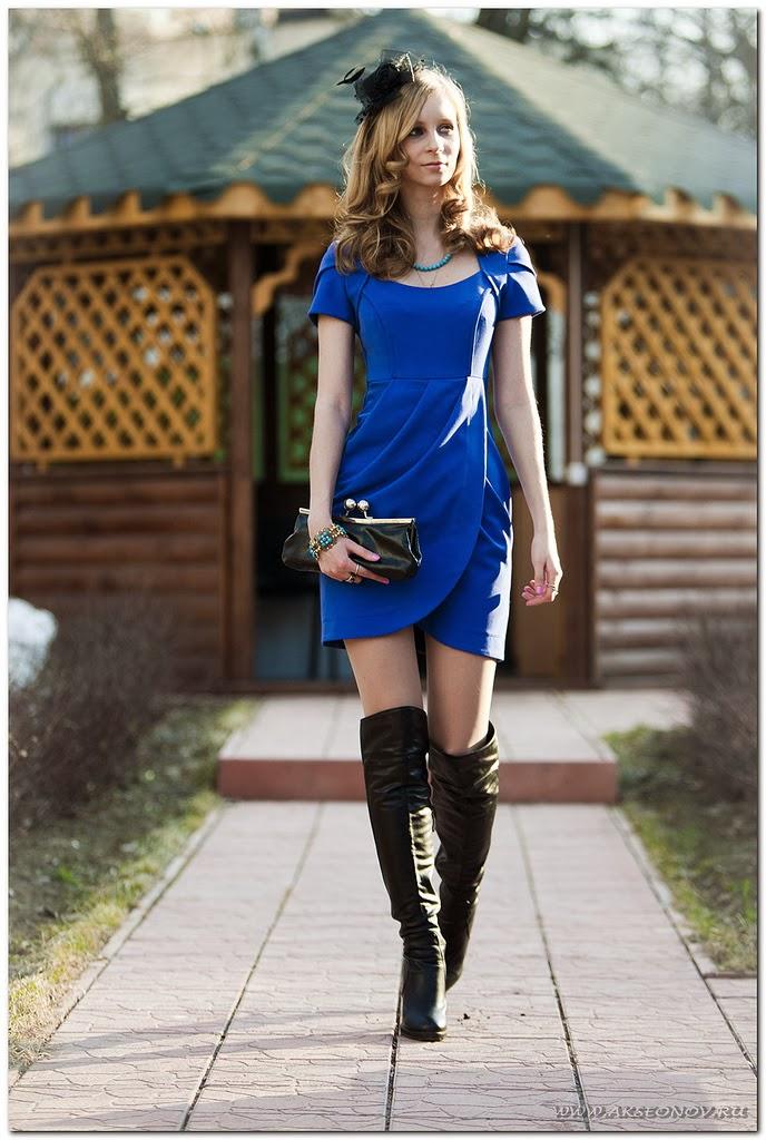 Anna Ivanova dress