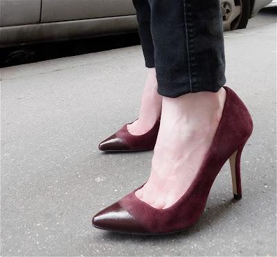 OOTD look style street blog mode fashion Vanessa Bruno Maje Camaieu H&M Zara