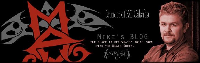 Mike Elder - Black Sheep Custom Cakes