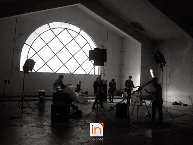 backstage de valor interior del videoclip un lugar mejor