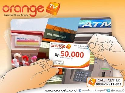Cara Beli Voucher Orange TV dan Cara Mengaktifkan Paketnya ...