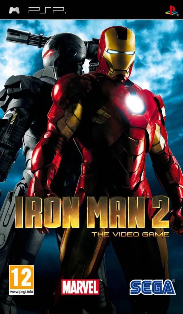 Descargar Iron Man 2 para psp en español 1 link mega y mediafire