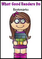 What Good Readers Do Bookmarks