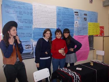 Clase del Gaucho 2012 en el Cuarto B de Huamnidades