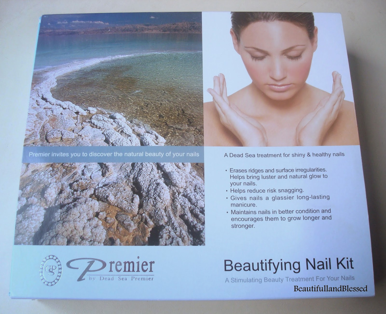 Beautifull and Blessed: Review: Premier Dead Beautifying Nail Kit ...