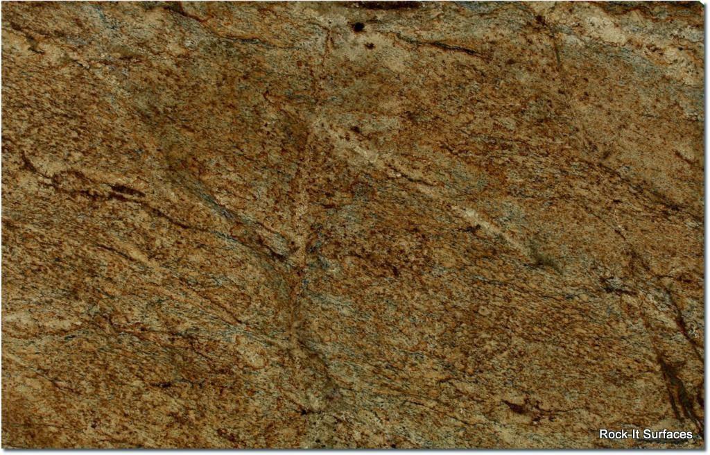 Yellow River Brushed Granite Slab Inventory