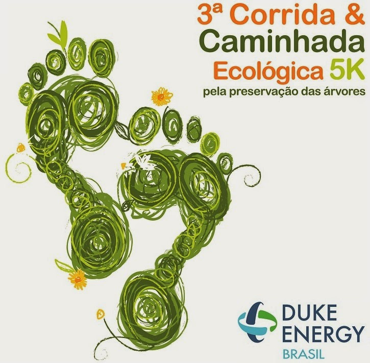 Duke Energy: 3ª Corrida & Caminhada Ecológica 2013.