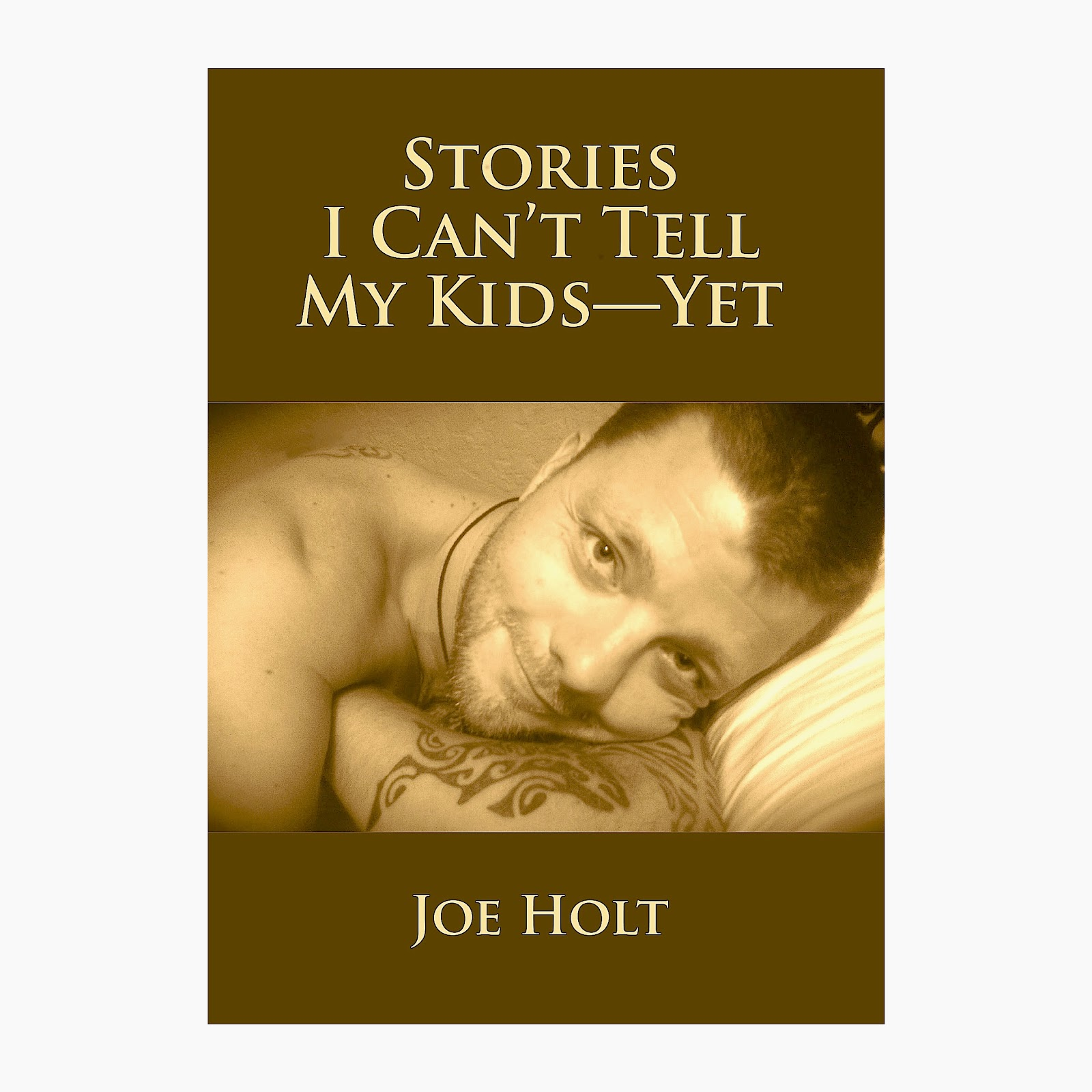 author joe holt